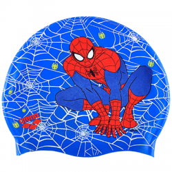 Marvel Spiderman Junior Badekappe